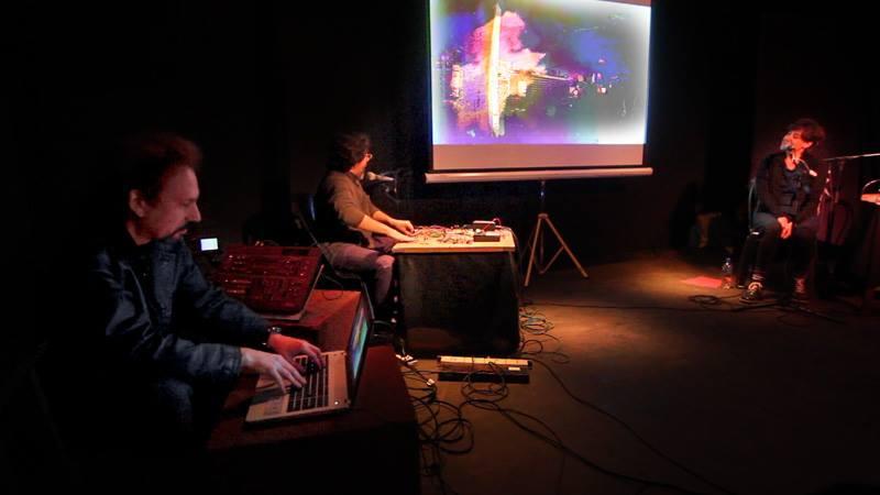 PRIMER SHOW EN VIVO DE SOUNDSCRAPS